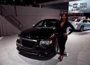 the girls of the 2012 new york auto show-448450