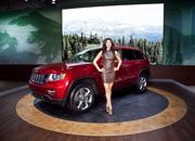 the girls of the 2012 new york auto show-448459