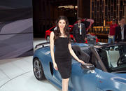 the girls of the 2012 new york auto show-448438