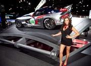 the girls of the 2012 new york auto show-448443