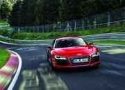 audi r8 e-tron becomes fastest electric vehicle around the nurburgring-462976