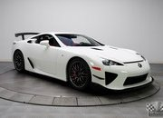 lexus lf-a nurburgring package whitest white edition-459896