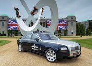 rolls-royce ghost extended wheelbase pace car-462889
