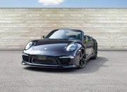 porsche 911 cabriolet by techart-464383