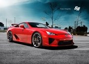 lexus lfa 8217 project reignfire 8217 by pur wheels-466400