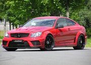 mercedes c63 black series by domanig-467061