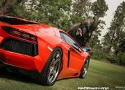 lamborghini aventador by adv.1 wheels-467937