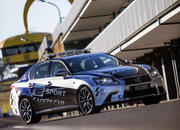 lexus gs 350 f sport safety car 4
