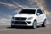 mercedes ml-class by hofele design-472299