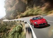 jaguar f-type roadster-475134