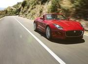 jaguar f-type roadster-475136