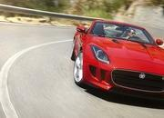 jaguar f-type roadster-475138