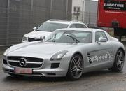 mercedes-benz sls amg e-cell-472789