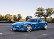 mercedes sls amg coupe electric drive-475366