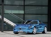 mercedes sls amg coupe electric drive-475381