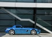 mercedes sls amg coupe electric drive-475387