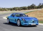 mercedes sls amg coupe electric drive-475369