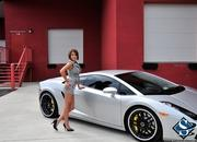 ashley models with a lamborghini gallardo and bmw m3 sport pack-474610