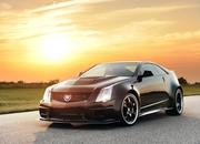 cadillac cts-vr1200 twin turbo coupe by hennessey-471672