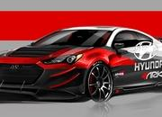 hyundai genesis coupe r-spec by ark-474720