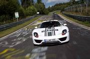porsche 918 spyder hits 7 14 lap time at the nurburgring-474165