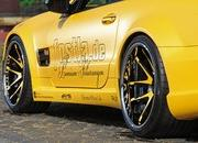 mercedes-benz sl 55 amg liquid gold by fostla.de-476709