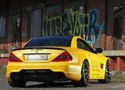 mercedes-benz sl 55 amg liquid gold by fostla.de-476702