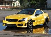 mercedes-benz sl 55 amg liquid gold by fostla.de-476706