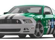 ford mustang track fighter by pictographics-478787