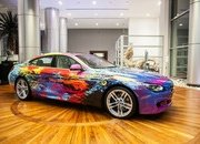 bmw 650i gran coupe art car-482695