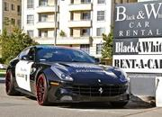 2013-ferrari ff beverly hills police officers association ball edition