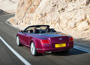 2013 bentley continental gt speed convertible pictures leak 4