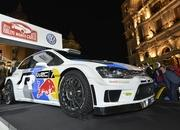 volkswagen polo r wrc rally car-485767