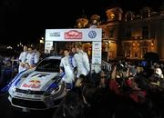 volkswagen polo r wrc rally car-485770