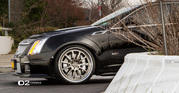 cadillac cts-v with d2forged wheels-486978