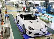 -lexus builds its last lf-a