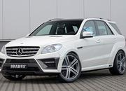 mercedes ml63 amg widestar by brabus-485356
