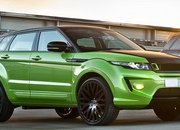 range rover evoque rs250 green pearl by kahn design-486519