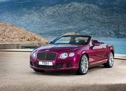 bentley continental gt speed convertible-487866