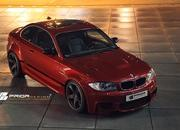 bmw 1-series coupe gets 1m look from prior design-489991