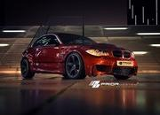 bmw 1-series coupe gets 1m look from prior design-489985