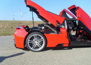 a fairly accurate ferrari enzo replica with bimmer power hits ebay-488012