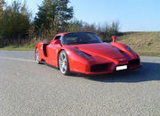 a fairly accurate ferrari enzo replica with bimmer power hits ebay-488017