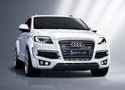 hofele adds extra style to the audi q7 with the strator gt 780 kit-490546