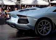 lamborghini ramping up 50th anniversary with aventador roadster launch in miami-490877