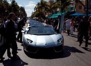 lamborghini ramping up 50th anniversary with aventador roadster launch in miami-490881