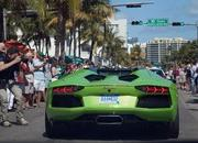 lamborghini ramping up 50th anniversary with aventador roadster launch in miami-490887