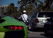 lamborghini ramping up 50th anniversary with aventador roadster launch in miami-490890