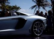 lamborghini ramping up 50th anniversary with aventador roadster launch in miami-490870