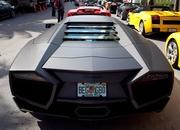 lamborghini ramping up 50th anniversary with aventador roadster launch in miami-490929